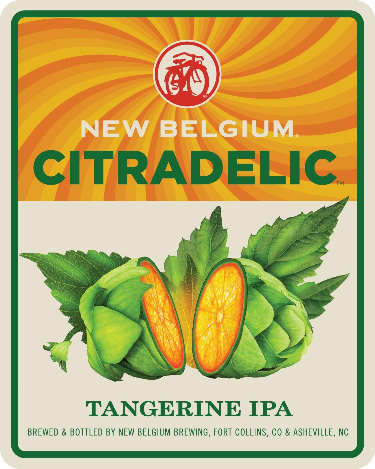 New Belgium Citradelic Logo