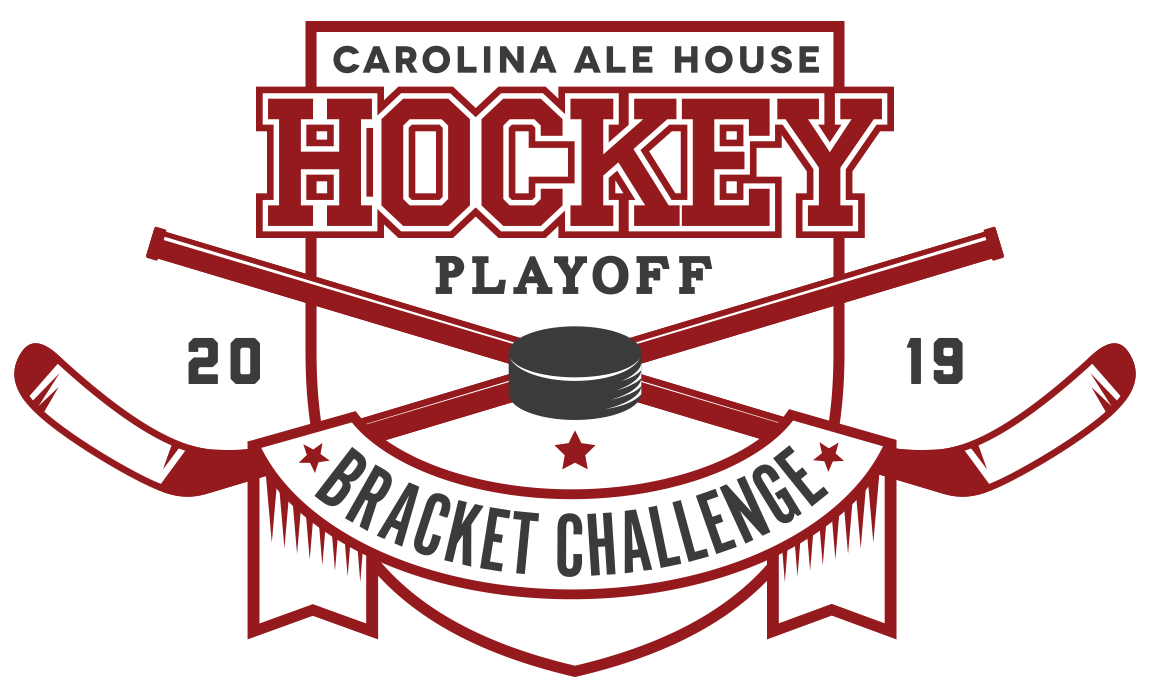 Carolina Ale House 2019 Hockey Playoff Bracket Challenge