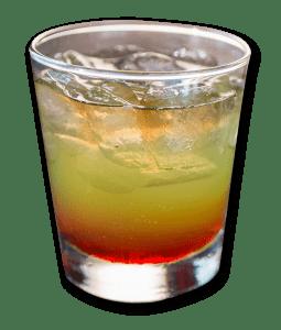 Carolina Ale House Frankenstein Cocktail