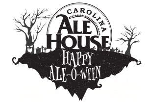 Carolina Ale House-Happy Halloween
